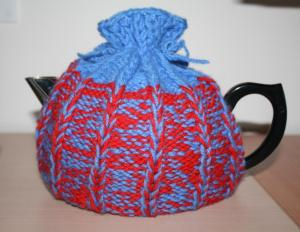 My teapot and tea cosy
